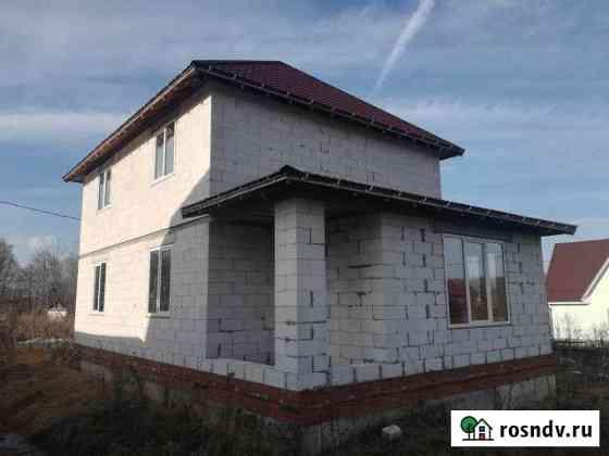 Дом 152 м² на участке 15 сот. Малино