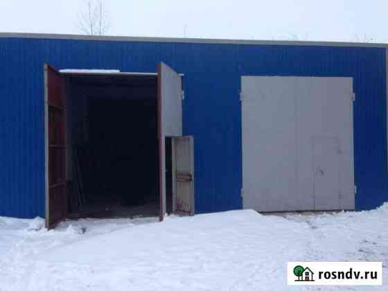 Гараж >30 м² Узловая
