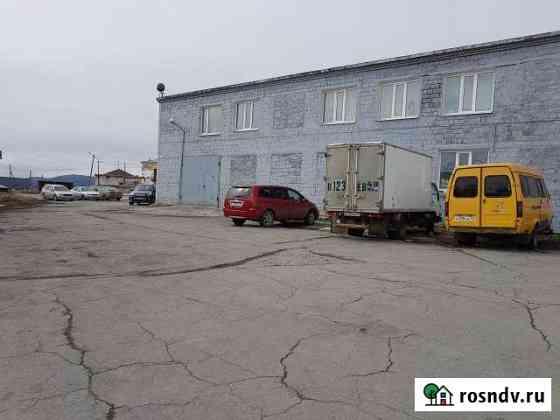 Производственное помещение, 2188 кв.м. Магадан