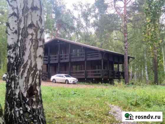 Коттедж 180 м² на участке 10 сот. Красноярск