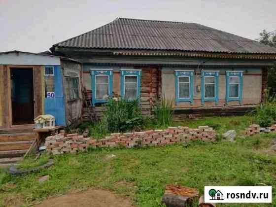 Дом 49 м² на участке 10 сот. Тяжинский