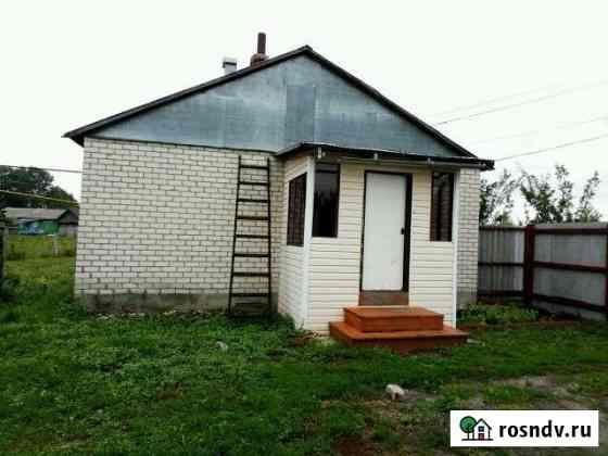 Дом 77 м² на участке 15 сот. Сараи
