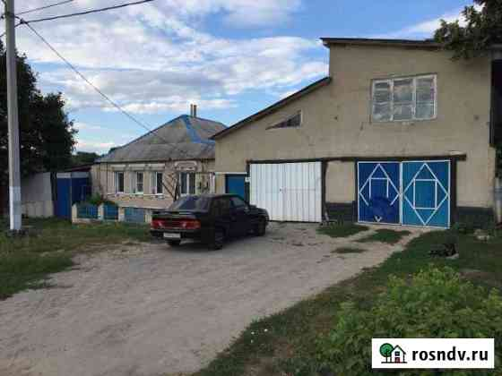 Дом 110 м² на участке 45 сот. Борисовка