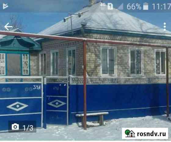 Дом 60 м² на участке 26 сот. Казьминское