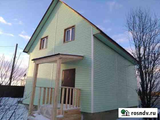 Дом 150 м² на участке 6.6 сот. Кипень
