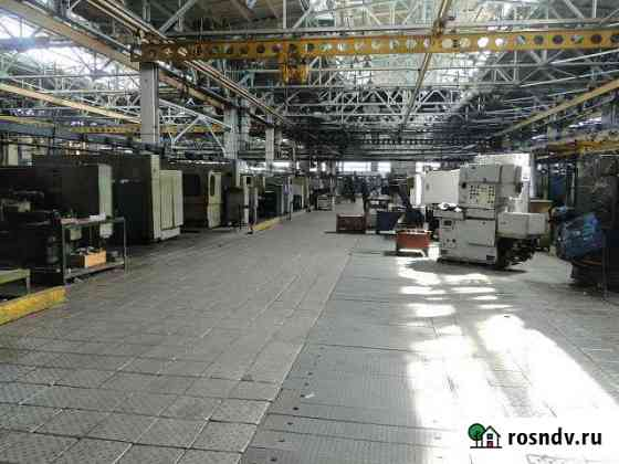 Продам производственный комплекс 58000 кв. м Смоленск