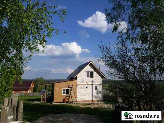 Дом 80 м² на участке 15 сот. Козельск