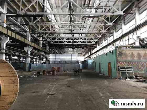 Сдам производственный корпус 60000 кв. м Мценск