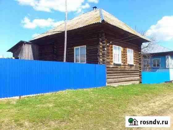 Дом 38.8 м² на участке 25 сот. Уинское
