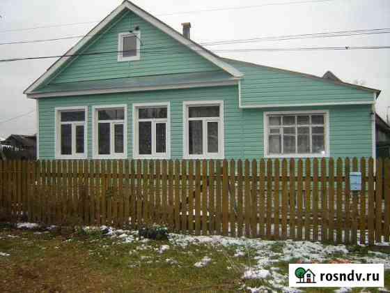 Дом 36 м² на участке 10 сот. Красная Горбатка